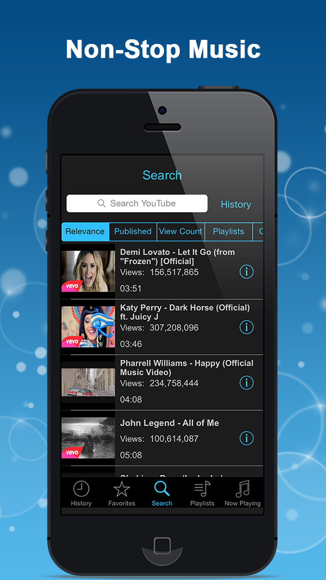 PlayTube Screenshot