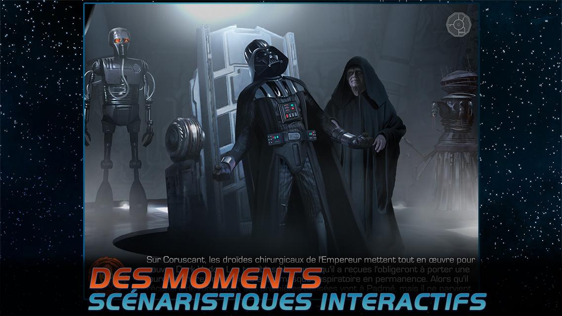Star Wars l'épopée : Au commencement screenshot-3