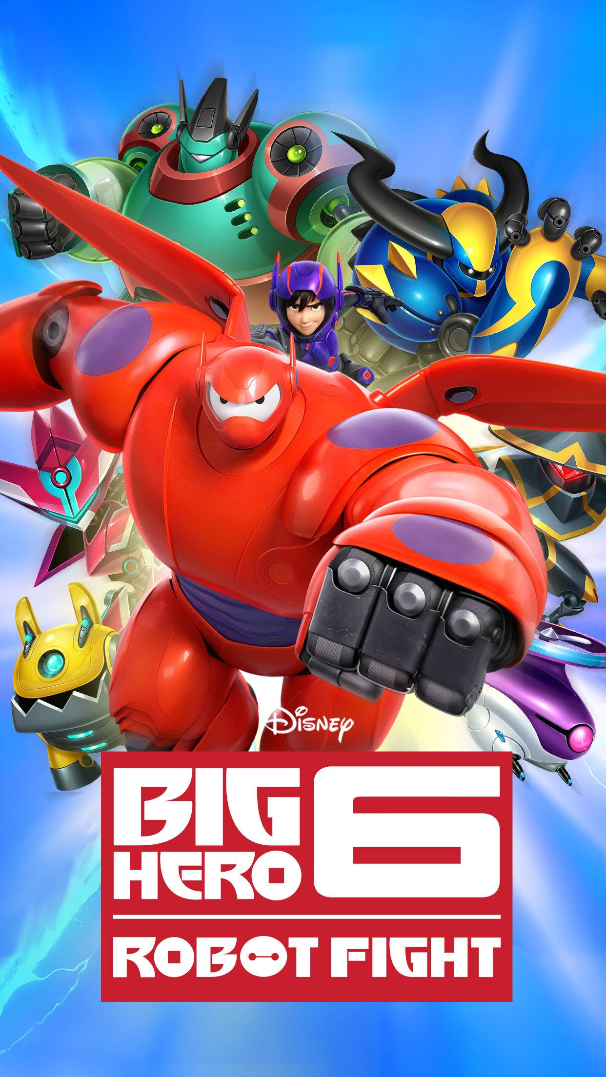 Big Hero 6 Bot Fight screenshot-4
