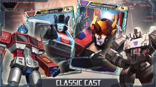 TRANSFORMERS Legends Screenshot