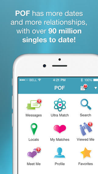 Free dating apps like pof