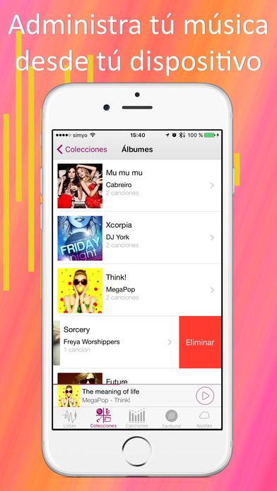aplicaciones para descargar musica gratis android 2017