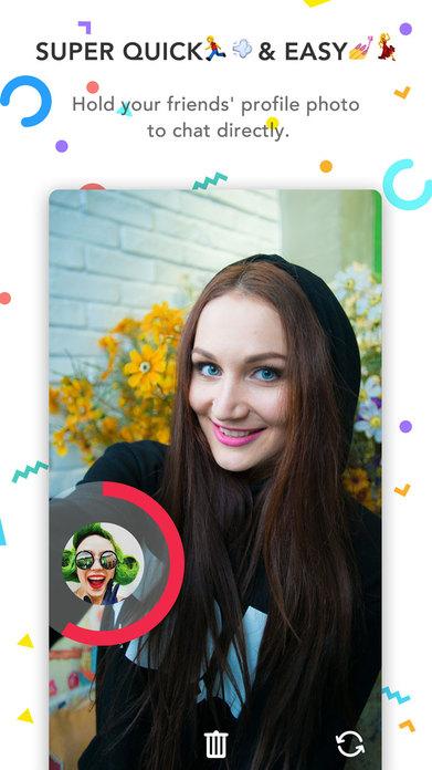 BOO! - Video Messenger with Magical Effects Screenshot