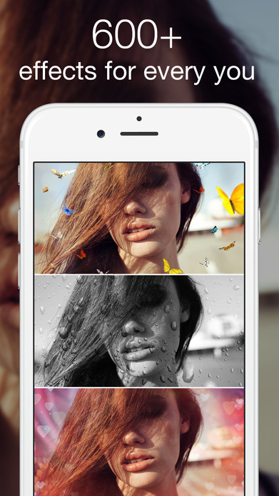 Photo Lab: pics art & fun frames for edit photos Screenshot