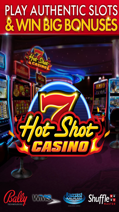 7 hot shot casino free coins