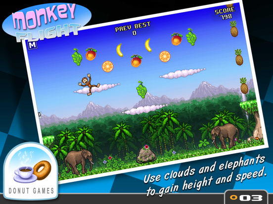 Monkey Flight Screenshots