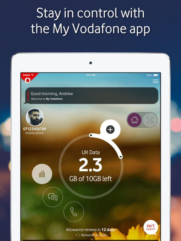 Vodafone Uk Iphone