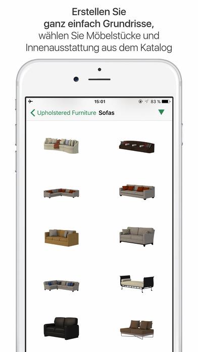 innenarchitektur app. Black Bedroom Furniture Sets. Home Design Ideas