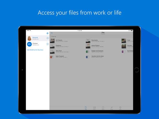 Microsoft OneDrive – File & photo cloud storage Screenshot