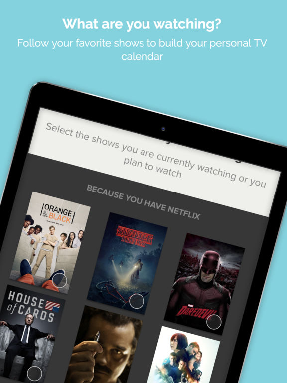 TV Time: TV Show Tracker for TV Fans (TVShow Time) Screenshot