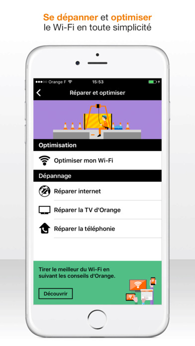 ma livebox 6 1 1 pour ios android windows phone. Black Bedroom Furniture Sets. Home Design Ideas