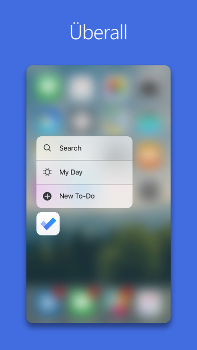 screen696x696 Microsoft To-Do - Wunderlist Nachfolger vorgestellt Apple iOS Google Android Software Technology