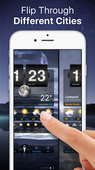 Weather+ Free Screenshot