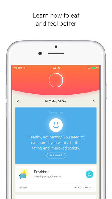 Lifesum – Inspiring healthy lifestyle app Screenshot