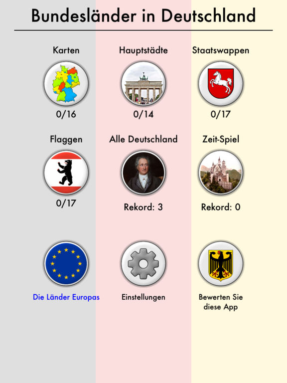 alle länder europas mit hauptstadt