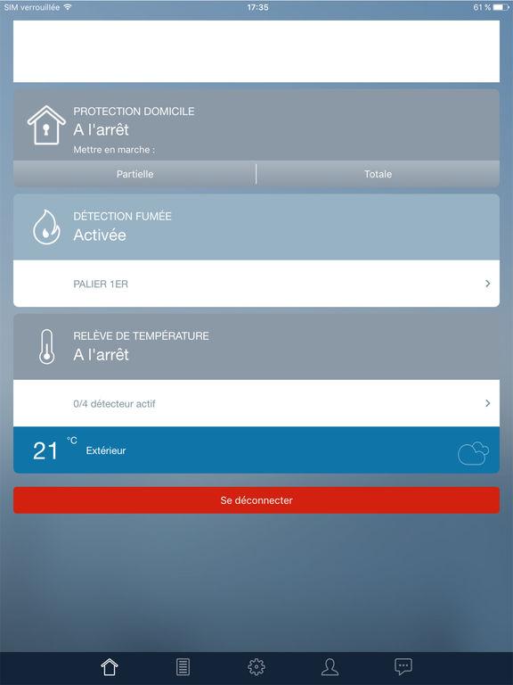 eps t l surveillance dans l app store. Black Bedroom Furniture Sets. Home Design Ideas