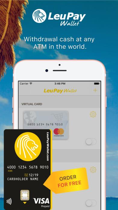 LeuPay Wallet door iPay International S A
