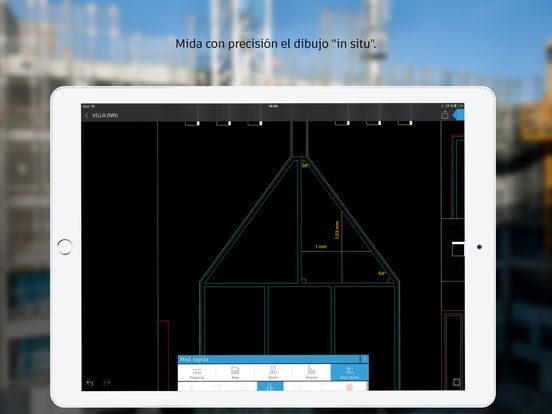 AutoCAD 360 Screenshot