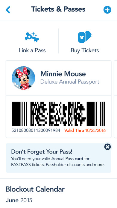 Disneyland® - Wait Times, Maps, Park Hours & More Screenshot