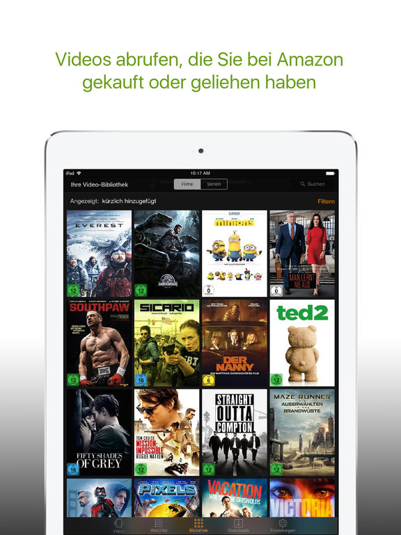 amazone prime video deutschland