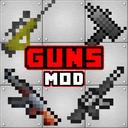 GUNS MODS for Minecraft PC Edition - Mods Tools