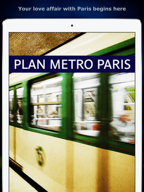paris metro map app insight download. Black Bedroom Furniture Sets. Home Design Ideas