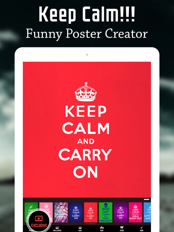 Keep Calm Funny Poster Creator Hd Wallpapers