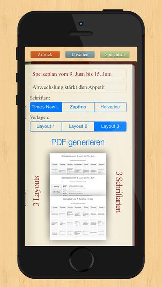 rezeptbuch f r iphone ipod touch und ipad im app store von itunes. Black Bedroom Furniture Sets. Home Design Ideas