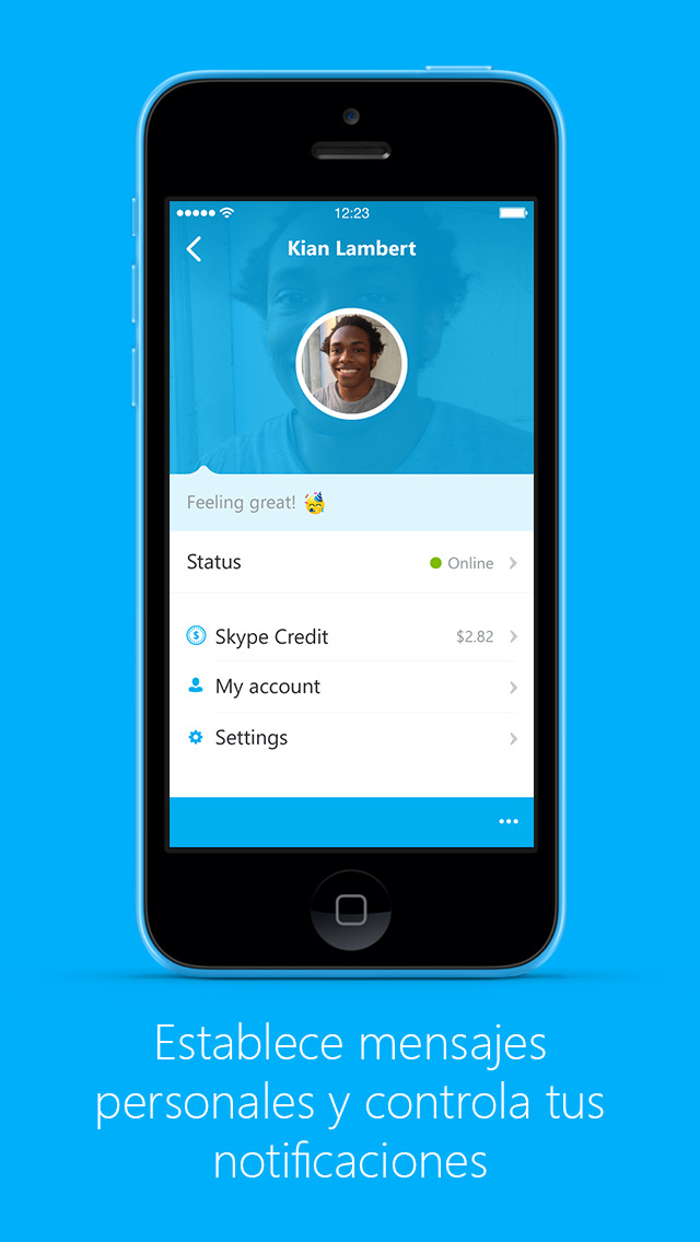 Flirten skype