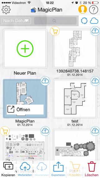 magicplan im app store. Black Bedroom Furniture Sets. Home Design Ideas