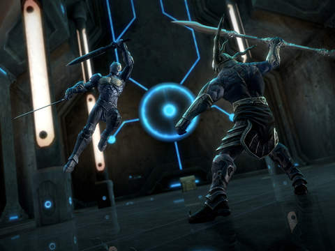 Infinity Blade III Screenshot