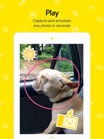 Annotate - Text, Emoji, Stickers and Shapes on Photos and Screenshots Screenshot