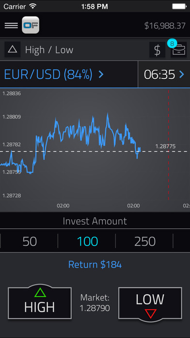 Optionfair - binary options online trading