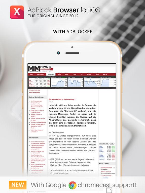 adblocker iphone x