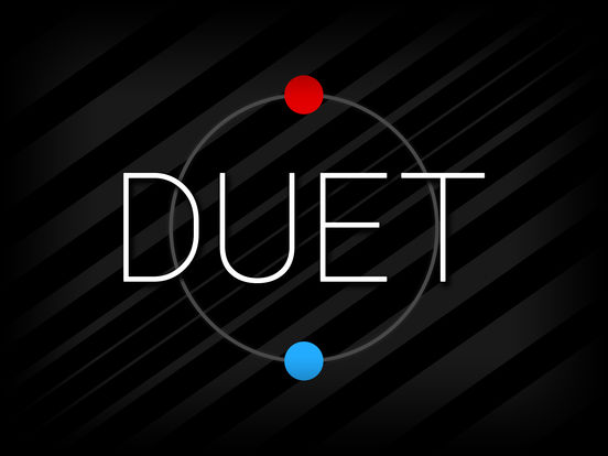 Duet Game Screenshot
