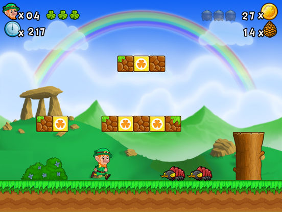 Lep's World 2 Plus - das super Jump and Run Spiele Screenshot