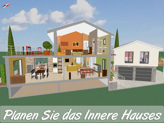 architouch 3d pl ne f r h user erstellen kostenloser. Black Bedroom Furniture Sets. Home Design Ideas