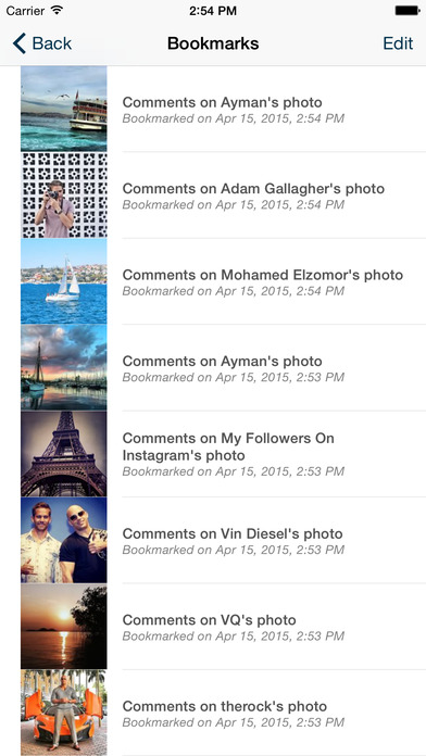 My Followers for Instagram (Original Edition) Screenshot