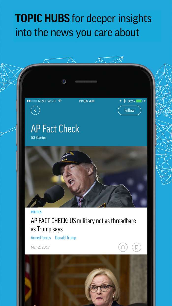 AP News Screenshot