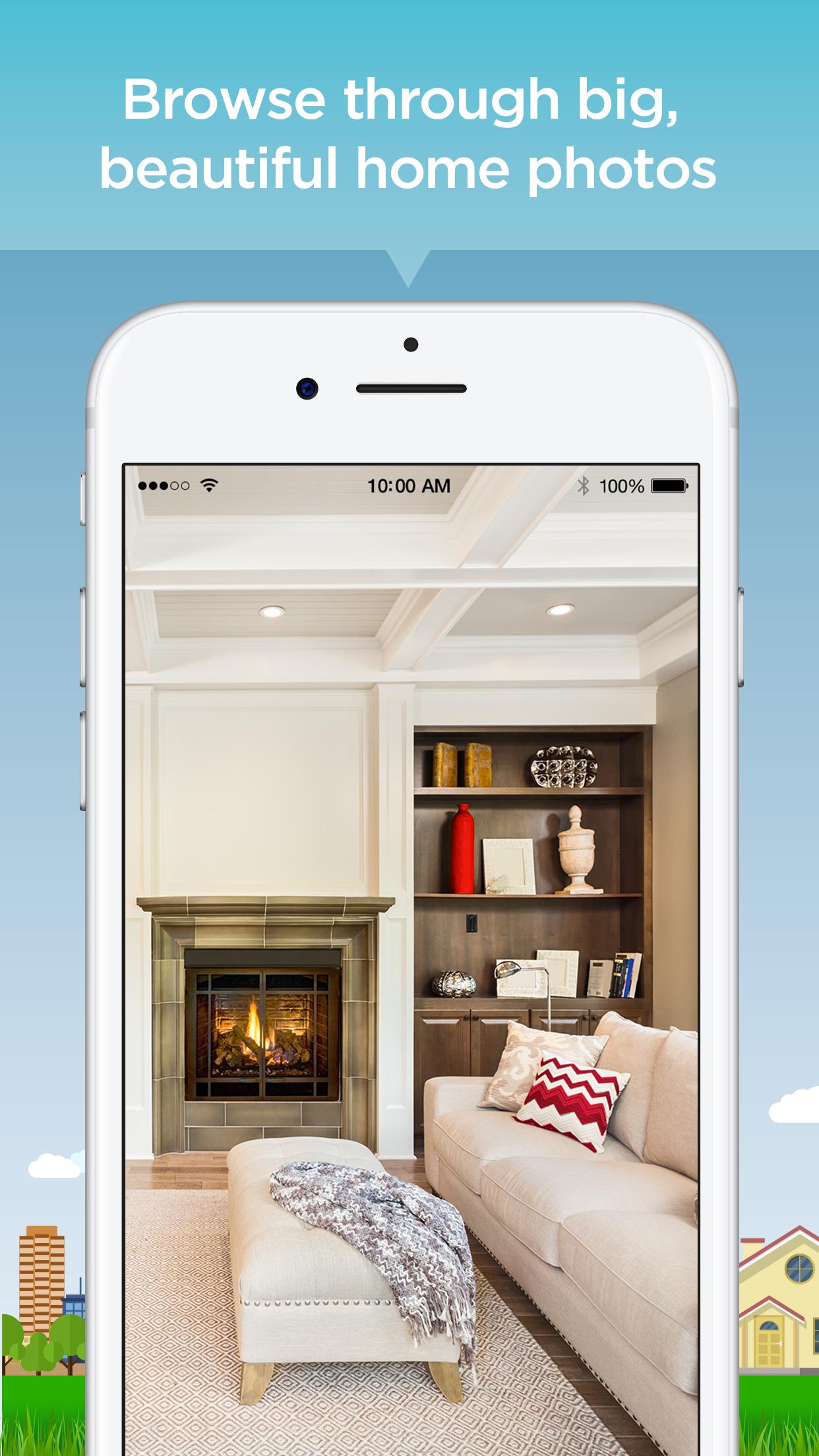 Realtor.com Real Estate - Homes for Sale and Rent Screenshot
