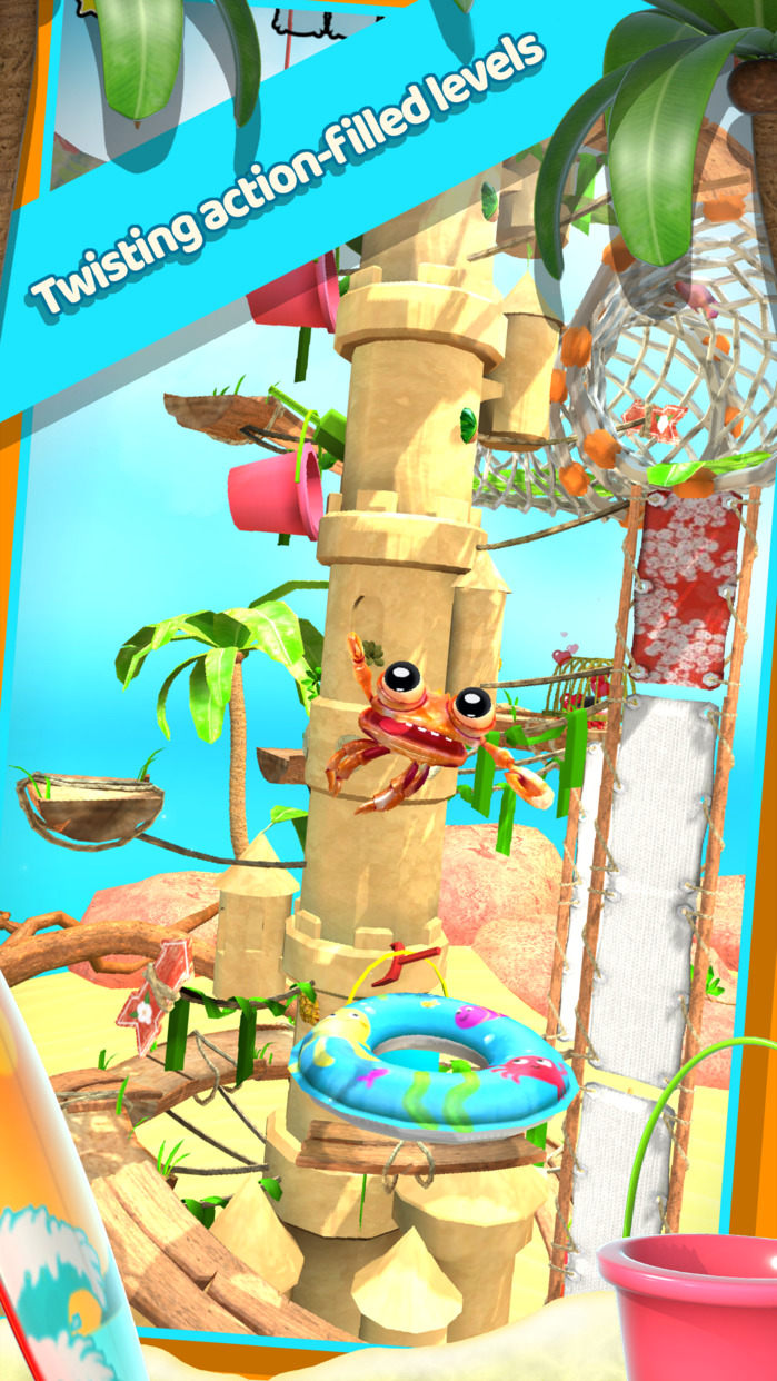 Mr. Crab 2 Screenshot