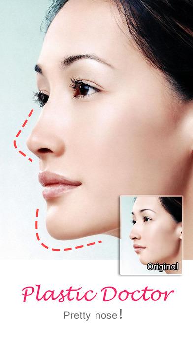 Plastic Doctor - Photo Surgery Face Slim Swap Live Screenshot