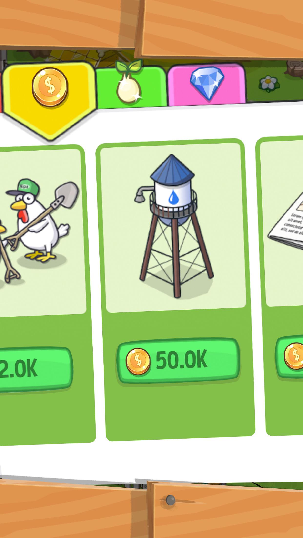 Farm Away! - Idle Farming Game Screenshot
