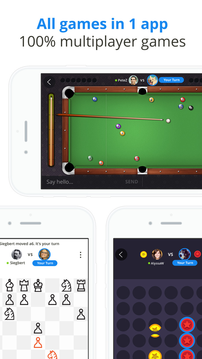 Plato - play & chat together Screenshot