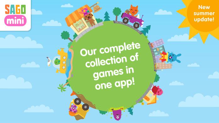 Sago Mini World - The Complete Collection Screenshot