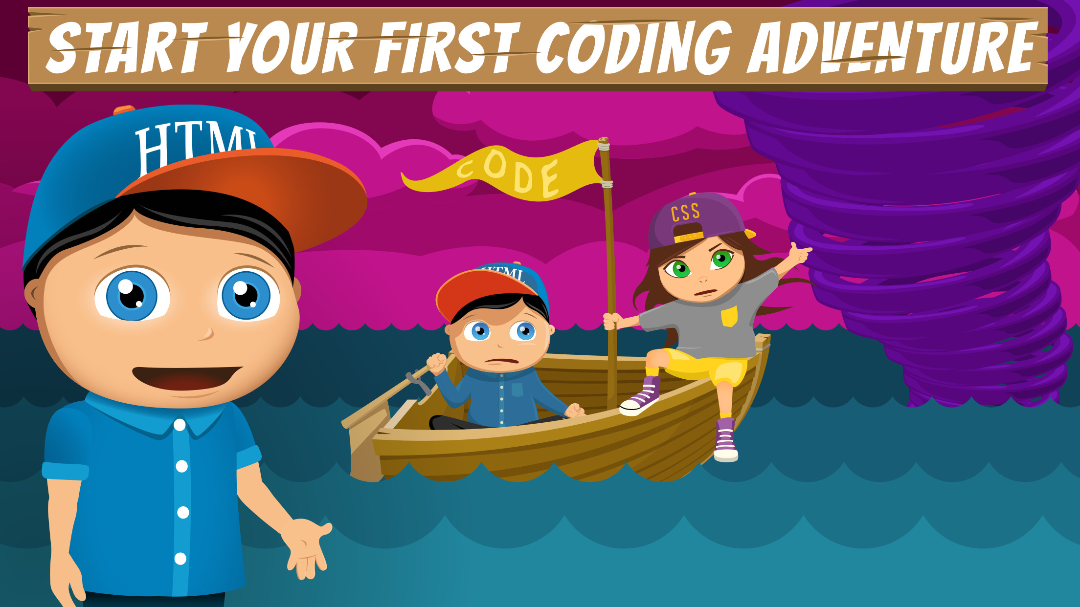 CodeQuest - Learn how to Code on a Magical Quest with Games screenshot-3