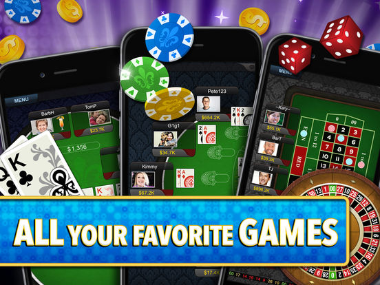 big fish casino app for ipad