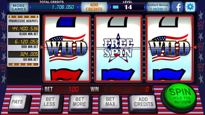 777 Slots Casino - 3-Reel Classic Slot Machines Screenshot