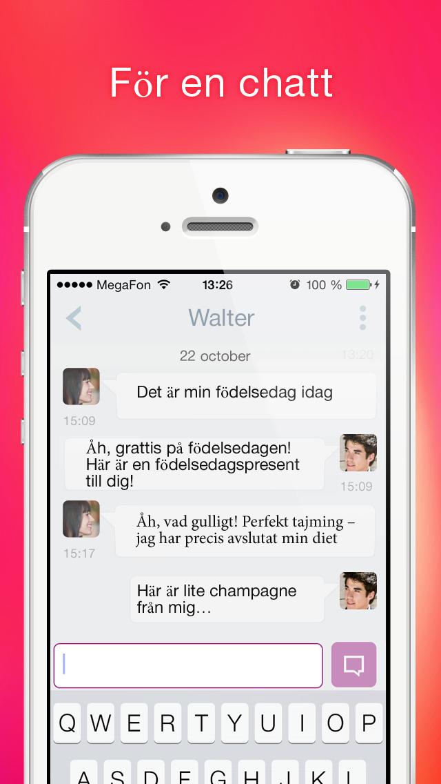 träffa nya människor app Borås