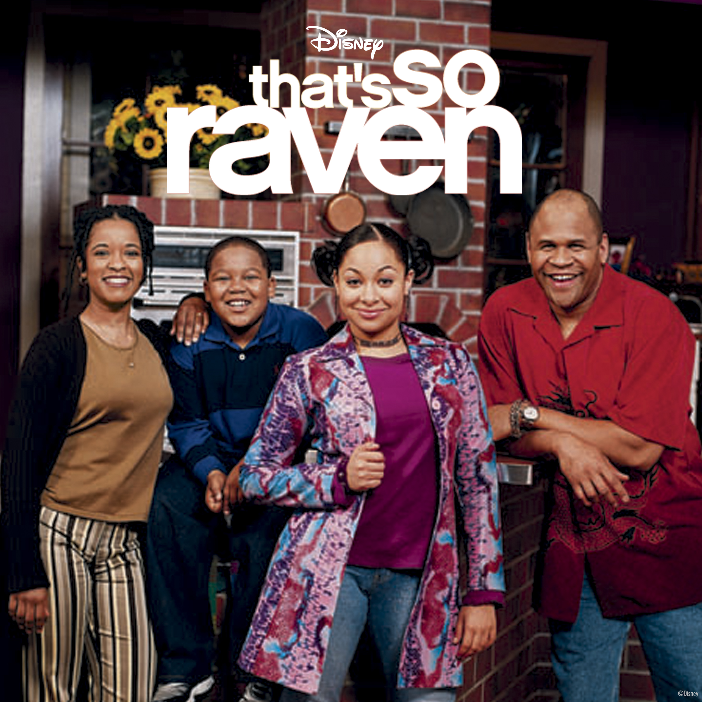 Disney Channel, Nickelodeon & More!: That's So Raven ...
